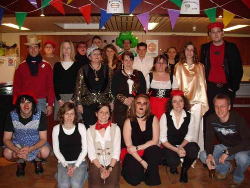 Tuuts-de-Bal - Fuesbal 2007