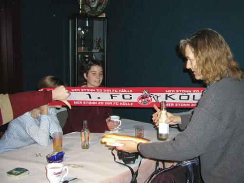 Keelenowend, den 12. November 2004