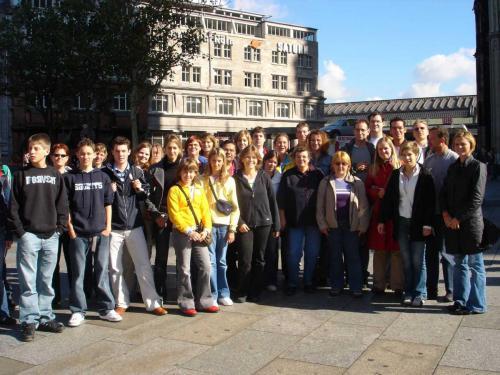 Ausflug op Köln an an d'Phantasialand 2005