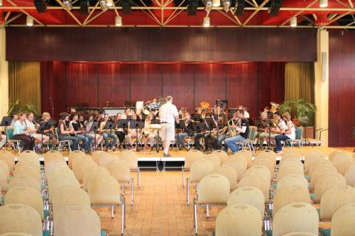 Concert Harmonie du Cap Lihou - Granville 2010